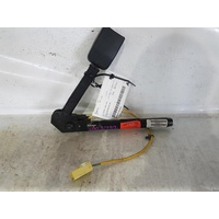 FORD ESCAPE ZD  LEFT FRONT SEAT BELT STALK