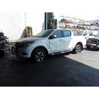 MAZDA BT50 UP-UR  UTE BACK