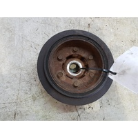 TOYOTA LANDCRUISER 1HZ  CRANKSHAFT PULLEY