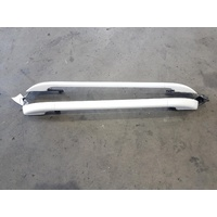 FORD RANGER PX PAIR OF ROOF RAILS
