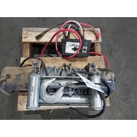 FORD COURIER PG PH POWER WINCH