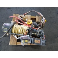 HOLDEN COLORADO RG TJM POWER WINCH WITH CONTROLLER