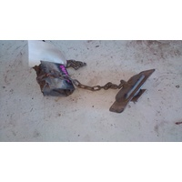 HOLDEN RODEO TF SPARE WHEEL WINCH