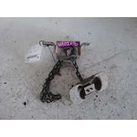 HOLDEN RODEO RA SPARE WHEEL WINCH