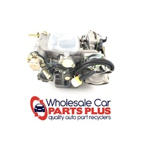 TOYOTA HILUX LITEACE DYNA TARAGO HIACE 4 RUNNER TOWNACE 4Y CARBURETOR 4 WIRE PLUG TYPE NEW AFTERMARKET