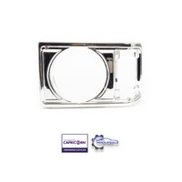 SUITS TOYOTA LANDCRUISER RIGHT HEADLIGHT SURROUND CHROME