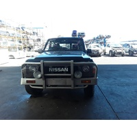 NISSAN PATROL GQ FRONT DIFF HOUSING