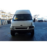 FORD TRANSIT VH-VJ 4.1 RATIO REAR DIFF ASSEMBLY