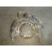 NISSAN PATROL Y61/GU RIGHT FRONT BACKING PLATE