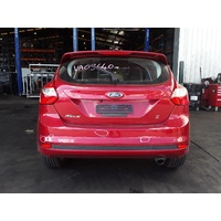 FORD FOCUS SPORT/TITANIUM/ST LW HATCH, TAILGATE (LARGE SPOILERED TYPE)