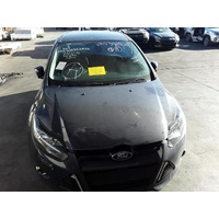FORD FOCUS LW  LEFT REAR SIDE GLASS