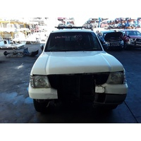 FORD COURIER PE-PH RIGHT REAR WHEEL ARCH FLARE