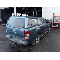 FORD RANGER PX DUAL CAB BARE UTE BACK