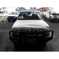 FORD COURIER PG PH XL XLT CHROME GRILLE
