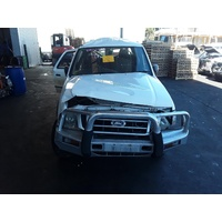 FORD COURIER PG-PH  BONNET RELEASE