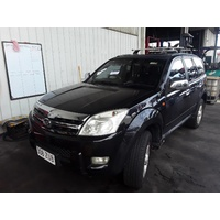 GREAT WALL MOTORS X200/X240 CC6460KY SERIES  BONNET